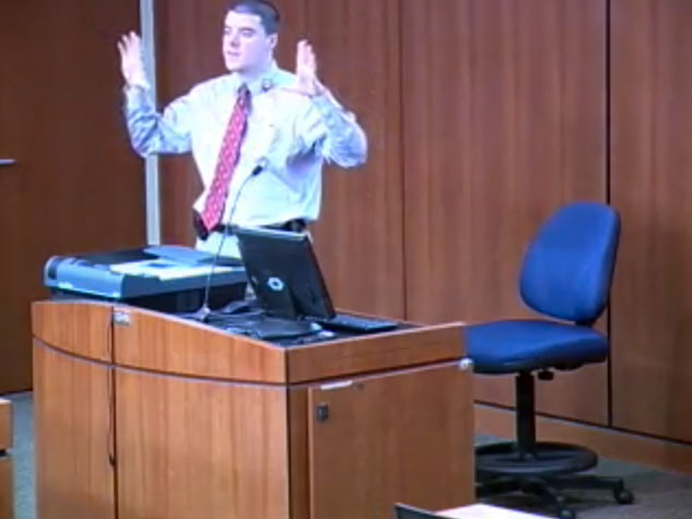 Picture from 2014 Interdisciplinary Psychosocial-Mental Health Update-Part 1 video
