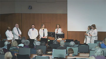 Picture from Mini Med School - Personalized Medicine video