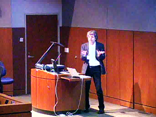 Picture from Limb Development and Evolution Symposium Morning Session Part 1 video