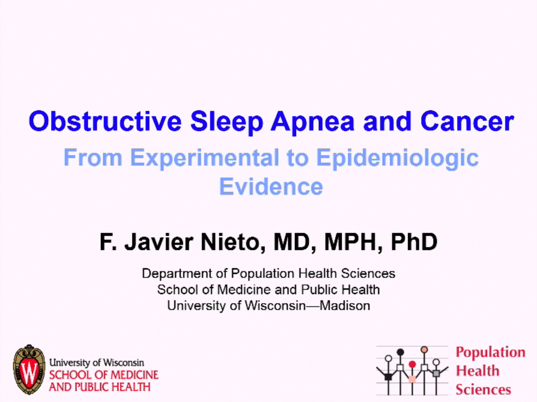 Picture from Obstructive Sleep Apnea and Cancer: From Experimental to Epidemiologic Evidence