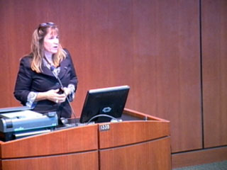 Picture from Graduate Nursing Programs Information Session video
