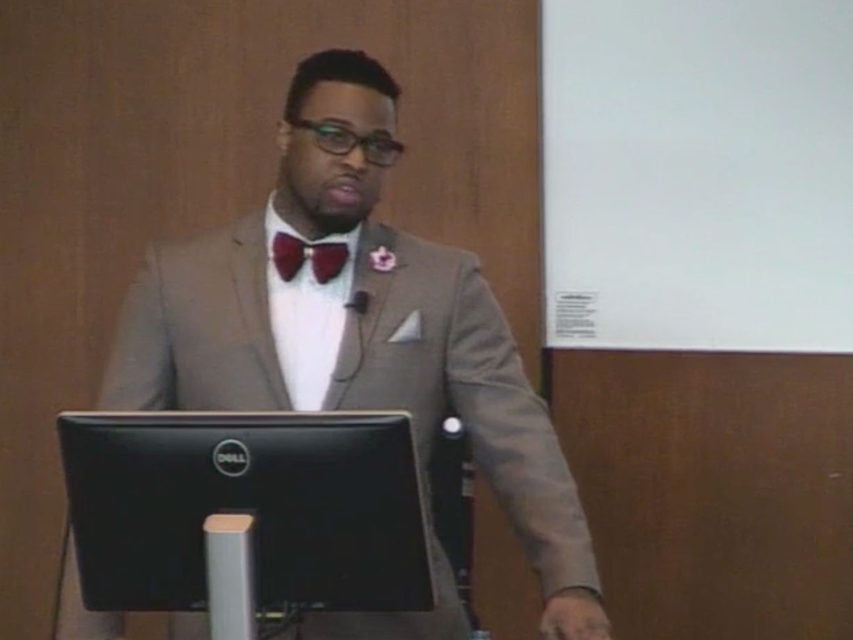 Picture from Identity and Resiliency: An Exploration of the Black Experience in Academic Medicine video