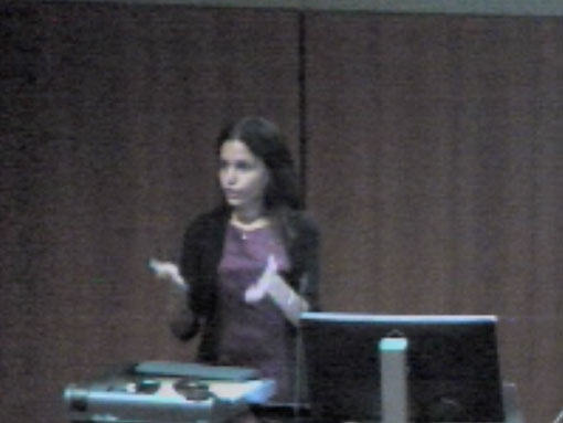 Picture from Drs. Barbara Blodi and Aparna Lakkaraju video