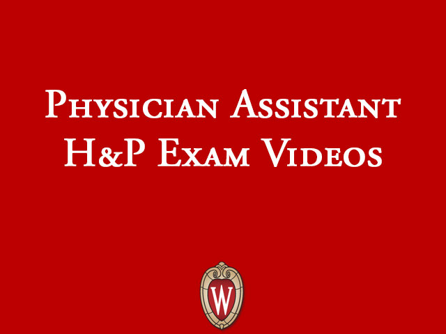 Picture from Cardiovascular Exam - Instructional Video video