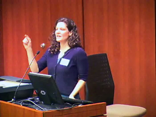 Picture from UW Madison Campus Libraries Reference Retreat - Part Two video