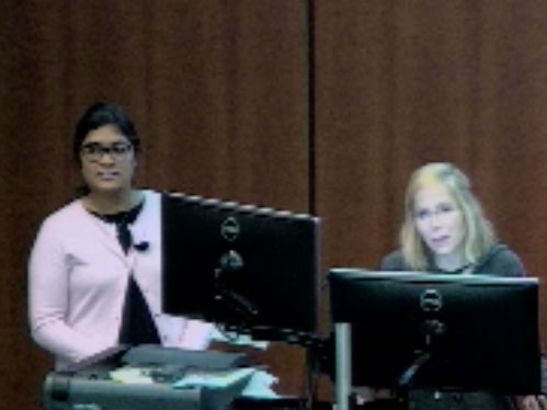 Picture from Pediatrics Grand Rounds - Lisa Arkin, MD & Anne Marie Singh, MD video
