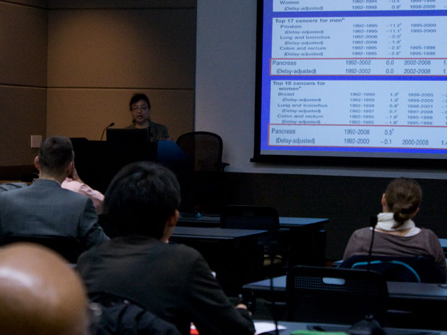 Picture from Recent Advances in the Molecular Epidemiology of Pancreatic Cancer video