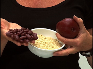 Picture from Eating For Blood Vessel Health video