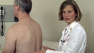 Picture from Physical Exam: Advanced Pulmonary Exam