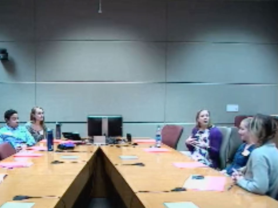 Picture from INFORMATIONAL Q&A FOR STUDENTS INTERESTED IN APPLYING TO GENETIC COUNSELING MASTERS PROGRAM video