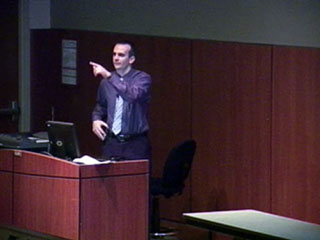 Picture from Dept. of Ophthalmology and Visual Sciences Grand Rounds video