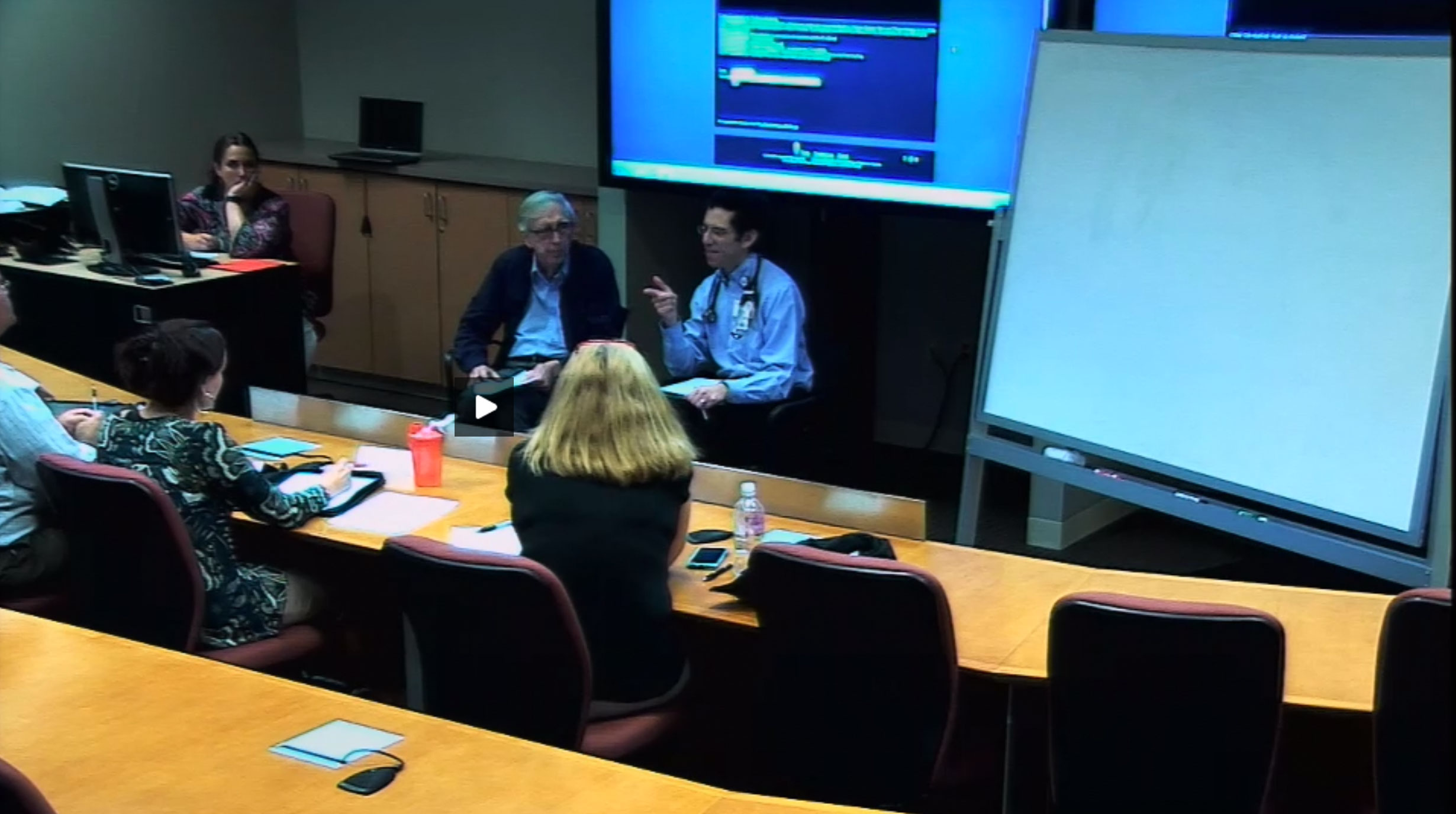 Picture from UW EDUCATOR WORKSHOP SERIES ON IMPROVING PROFESSIONAL LEARNING video