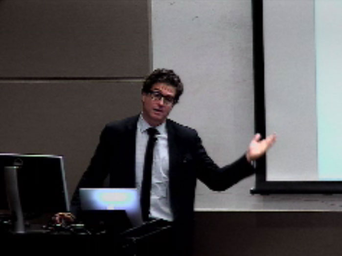 Picture from ADRC Seminar Series video