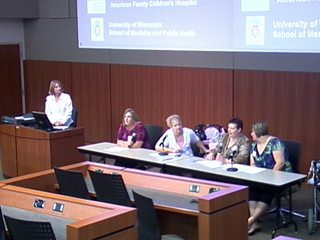 Picture from Tips and Trick for Community Activities and Travel: Parent Panel video