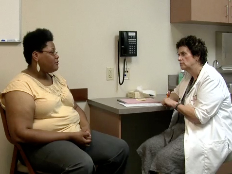 Picture from Patient Interview: Social History video