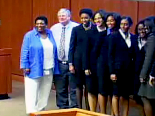 Picture from UW SMPH-Spelman College Research Presentations video