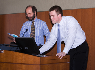 Picture from Medical Student Oral Presentations II video