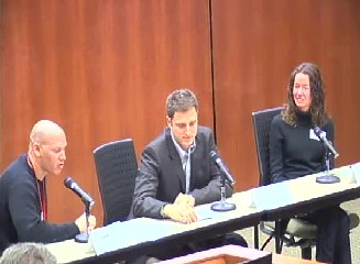 Picture from Curriculum Transformation - Medical Student & Resident Panel video