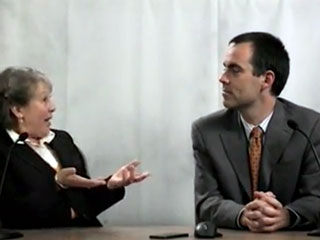 Picture from Residency Interviewing - Tell Me About Yourself video