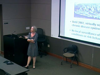 Picture from NYC HANES 2004: A Public Health Surveillance and Policy Tool video