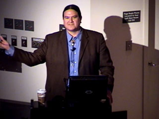 Picture from Cancer in Indian Country: Policy, Ethical and Research Considerations video
